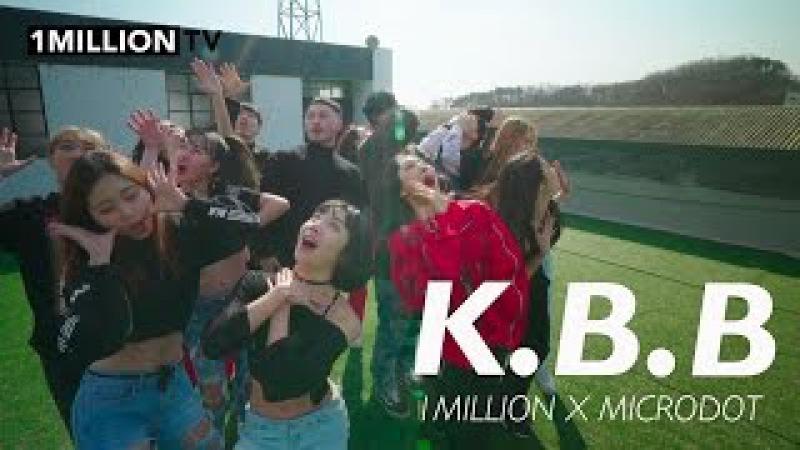 K.B.B (가위바위보) - Microdot / Lia Kim, May J Lee, Eunho Kim Choreography