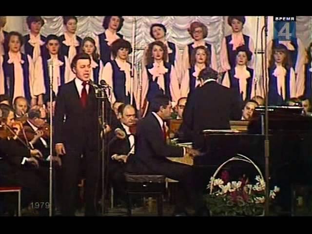 «Родная страна», музыка Георгия Мовсесяна, стихи Виктора Гина, поёт Иосиф Кобзон