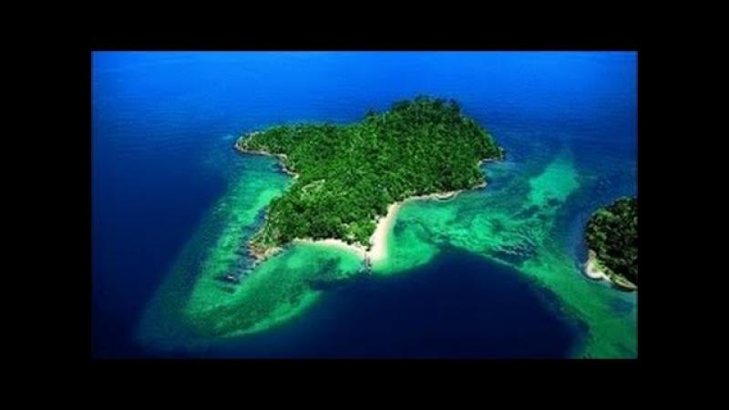 Первозданная природа - Борнео - Остров Дикой Прир