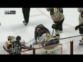 Туукка Раск получил травму в матче с «Нэшвиллом»