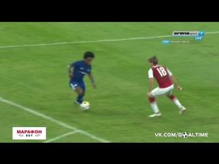 Apceнал - Чeлcи 0:3. Обзор товарищеского матча.