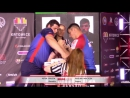 EuroArm 2017 110кг Спуста Петер Словакия Мальцев Руслан Россия