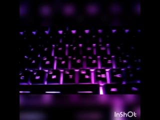 Игровая клавиатура DBPOWER = 2 режима подсветки + Игровая мышь 3200 точек в секунду, НЕ ДОРОГО И КОМФОРТНО😇