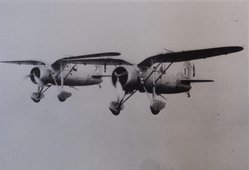Истребители Луар 46 французских ВВС