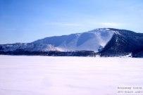 23 марта 2011 - Тольятти: Переход по Волге от памятника Татищева до карьерной горы
