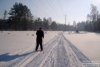27 февраля 2011 - Лыжный минимарафон по зимнему лесу Тольятти