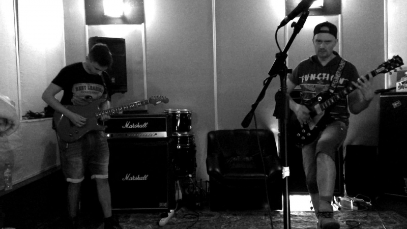 Stone Sharks - Meteor | Мастер класс Комара | G|Records | 14.01.2017