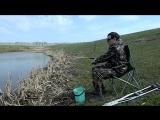 рыбалка на костылях