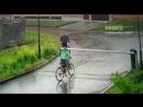 Кто сломал шлагбаум ?! :D Запись с камеры наблюдения | ДТП авария