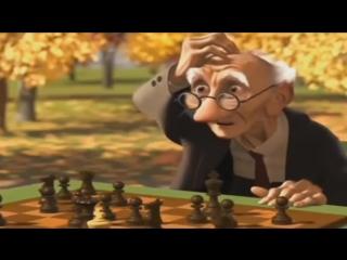 ИГРА ДЖЕРИ   Geris Game смешной мультик Pixar