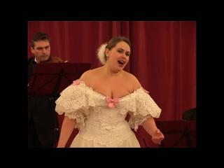 Наталья Михалева - Nightingale(Соловей) -Alyabiev(Алябьев) HD