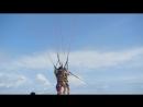 Ван Ту Фри полёт нормальный Посадка на пляж Карон Пхукет Тайланд Мама полетала и вернулась