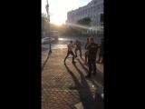 Чемпиона мира по пауэрлифтингу Андрея Драчева убили возле хабаровского кафе (20.08.2017)