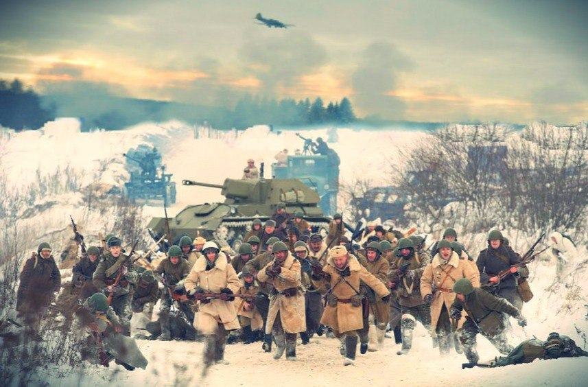 В Ленинградской области пройдёт самая масштабная военно-историческая реконструкция на Северо-Западе России