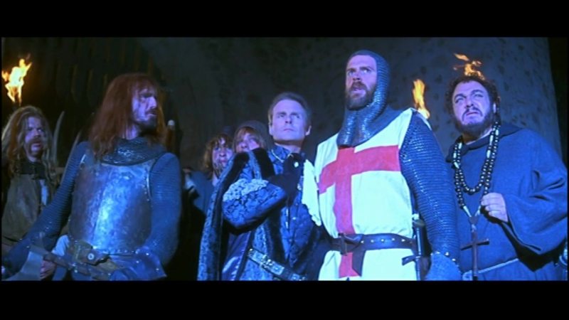 Космический крестовый поход / The High Crusade (1994) rip by LDE1983