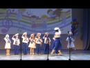 ВЫступление 02.06.2017 г. в ДК Мир. Танец Яблочко
