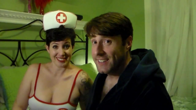 EMERGENCY PHIL Calls Personal Naughty Nurse 💉💊🚑 A Very Sexy Bedroom Role Play For Couples 💏
