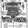 INSTINCT OF SURVIVAL RUSSIAN TOUR 2017