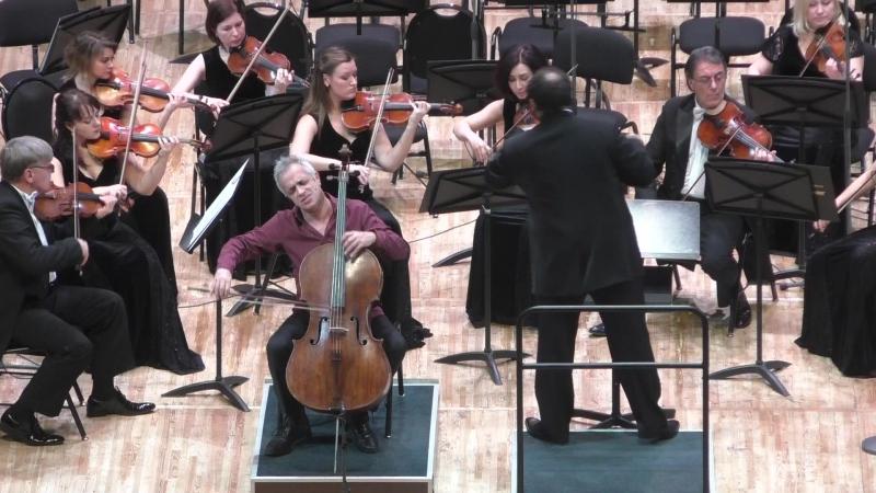 Лео Концерт для виолончели, струнных и basso continuo Клаудио Бохоркес (виолончель, Германия) Джованни Соллима