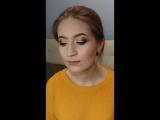 Вечерний макияж для Ксении