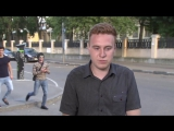Журналист рассказал о нападении на него в Парке Горького