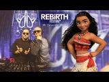 Da Tweekaz - Moana How Far I'll Go LIVE @Rebirth Festival