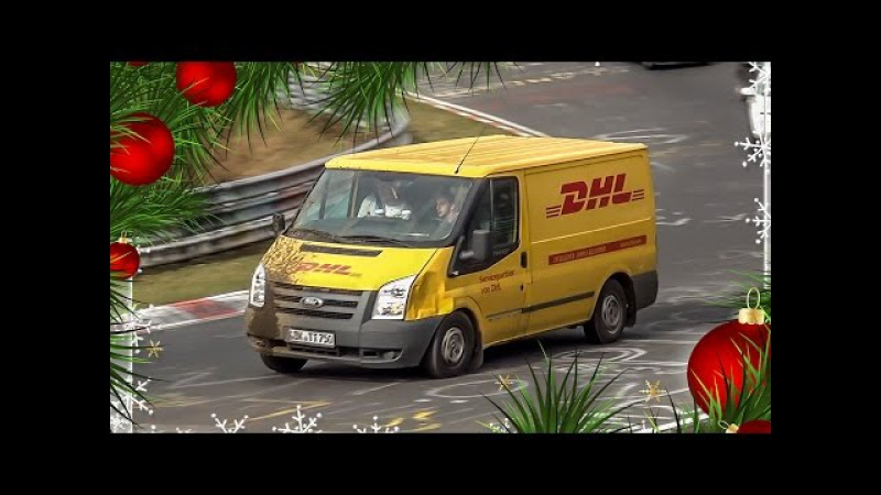 Nürburgring BEST OF Vans Busses on the Nordschleife - Special Compilation!