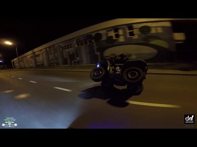 MOTARDs AND ATVs / STUNT .