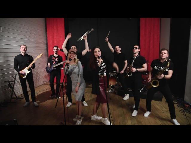 Revo.Band [Demonstration] Концерты в Москве , шоу , танцы и голос. Алексей Воробьев отдыхает