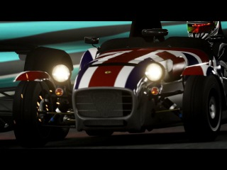 '13 Caterham Superlight R500 - Yas Marina Circuit -