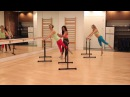 Barre Fitness Barre Class Workout