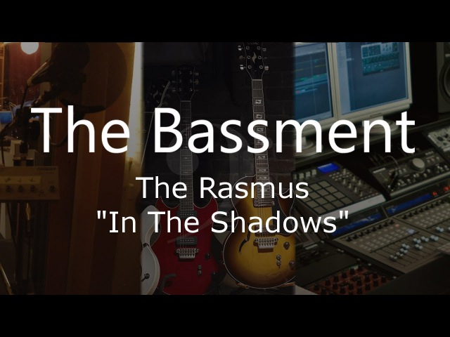 The Rasmus - In The Shadows - Bass Lesson WITH TABS AND CLICK TRACK