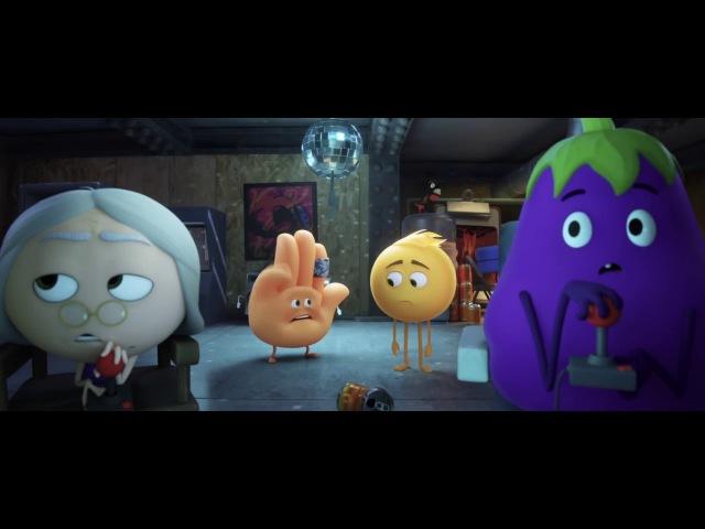 Эмоджи фильм The Emoji Movie (2017) русский трейлер