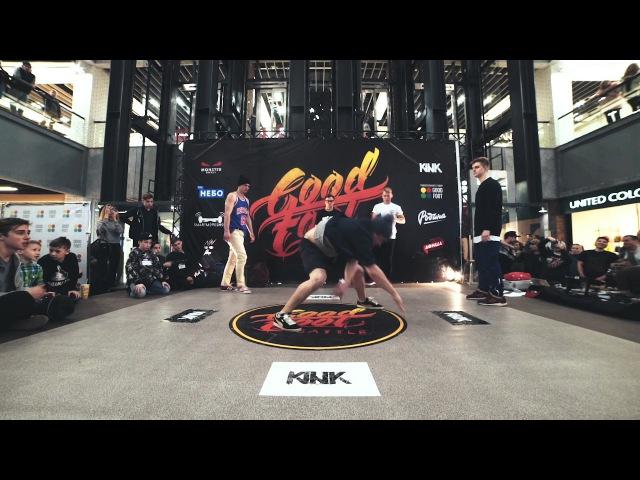 TOM vs СТЭНЛИ vs VANKO | TOP 8 BREAK DANCE | GOOD FOOT BATTLE