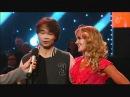 Alexander Rybak Malin Johansson - Cha-cha-cha / Let's Dance