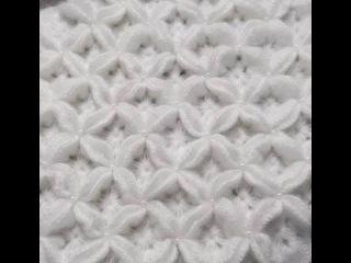 İncili Tığ İşi Bebek Battaniyesi Yapımı