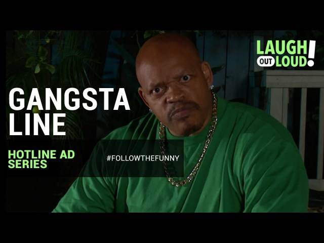 Gangster Party Line 2 | Hotline Ad Series | LOL Network