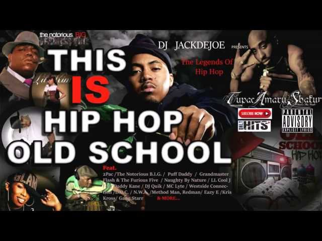 HIP-HOP OLD SCHOOL MIX(80s/90s) FT. N.W.A., 2PAC, NOTORIOUS B.I.G., BIG DADDY KANE, EAZY-E, DJ QUIK,