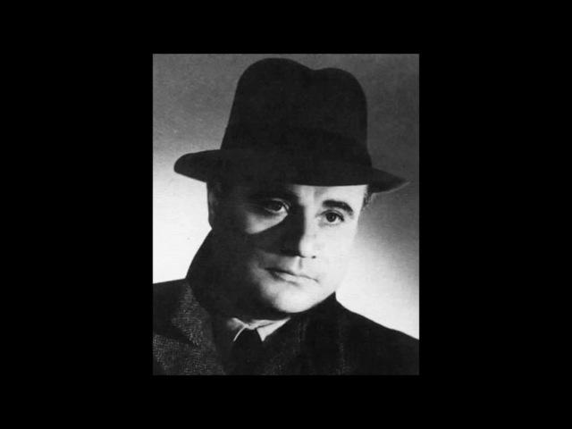 Benjamino Gigli sings Gaetano Donizetti - Una furtiva lagrima (Opera