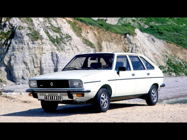 Renault 20 Turbodiesel 1979 84