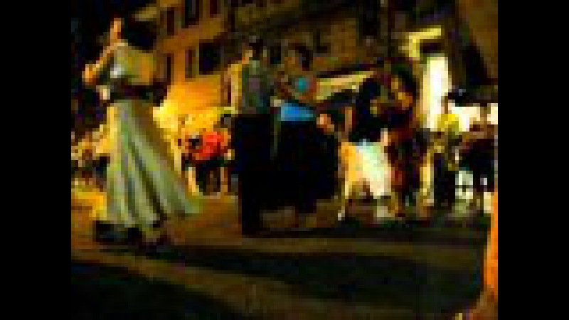 Contraddanza,music by TRIOGRANDE, dances of Emilia-Italy 3/15