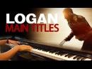 Logan Main Titles/Main Theme - LOGAN (piano cover)FREE MUSIC SHEETS