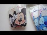 Видео 3: Силиконовые накладки для iPhone 4/4s Минни Маус, Мики Маус, Стич.
