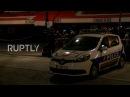 Франция Полиция выслеживает трёх подозреваемых, так как эвакуировался Северный Вокзал.