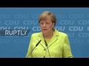 Германия: «Макрон несёт надежды миллионов людей» - Меркель приветствует нового Франции президента.