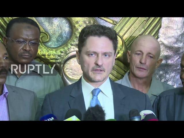 Судан: Похищенный Француз освобожден после похищения на границе Чада.