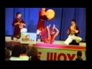 Optreden van Victoria Botcharova samen met haar percussionisten uit Tadzjikistan