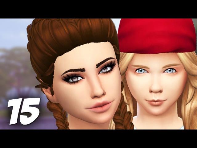The Sims 4 Challenge | Старшая сестра 15 - Ледяной Джек