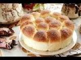 Пышные, домашние сдобные булочки - вкусно и быстро