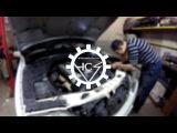 8 Классика Mercedes-Benz, фаршированная Honda Odyssey, свежеокрашенный Daewoo Matiz